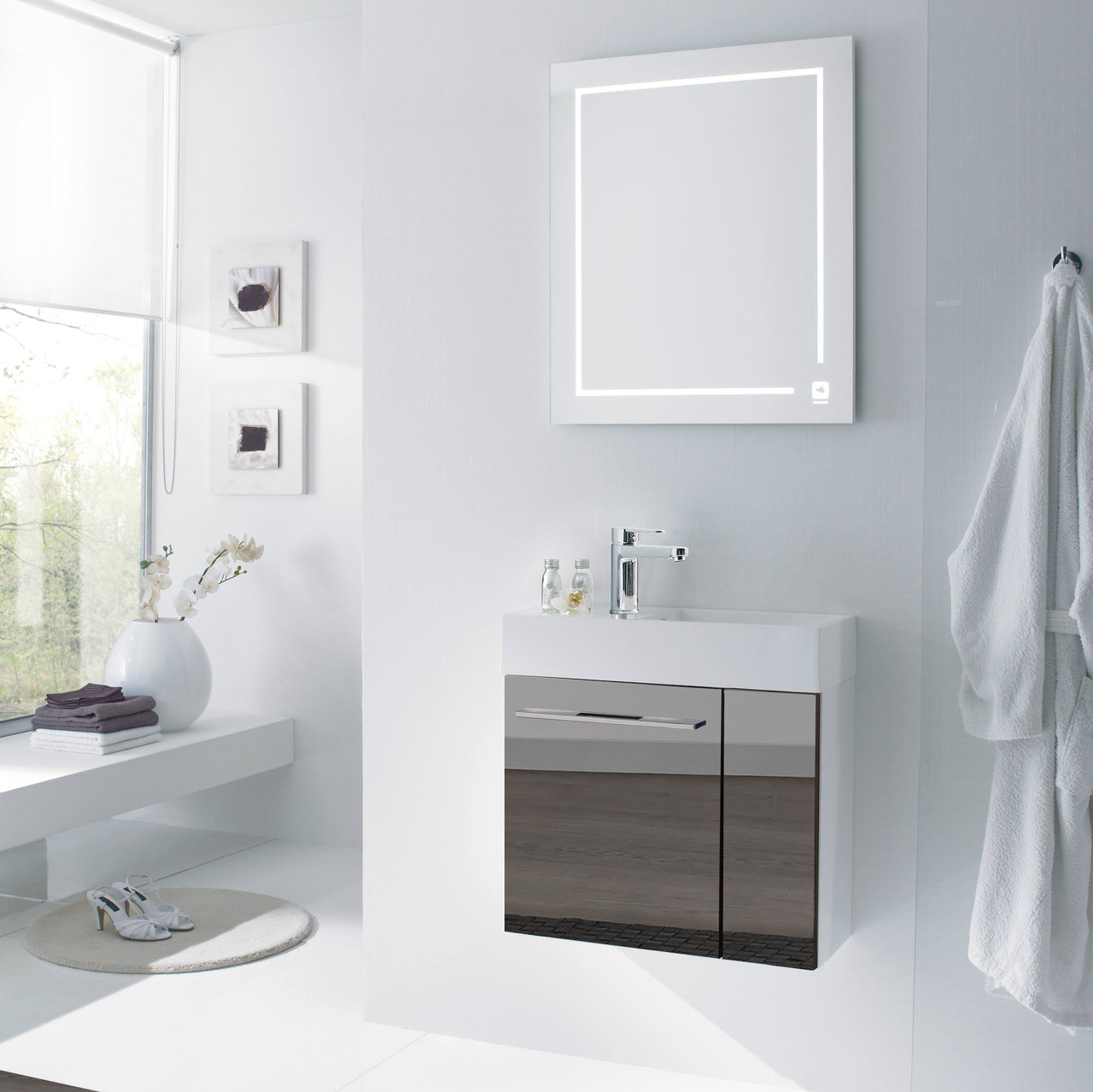 Leonardo bad 109 leonardo badm bel marken badm bel for H g bathrooms brookvale