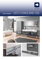Leonardo bad 109 leonardo badm bel marken badm bel von der nr 1 pelipal for Spiegelschrank 1m breit