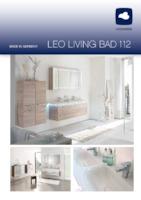Leonardo bad 112 leonardo badm bel marken badm bel von der nr 1 pelipal for Spiegelschrank 1m breit